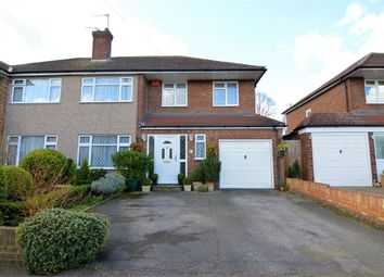Thumbnail 5 bedroom semi-detached house for sale in Briarley Close, Broxbourne, Hertfordshire