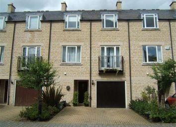 Thumbnail 5 bedroom terraced house to rent in Woodford Mill, Witney