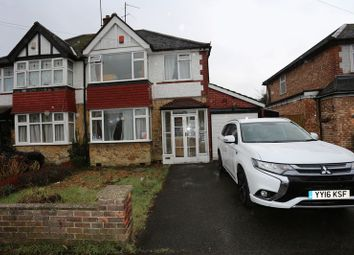 Thumbnail 3 bed semi-detached house to rent in Erleigh Court Gardens, Earley, Reading