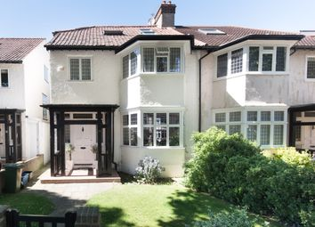Thumbnail 4 bed semi-detached house to rent in Richmond Park Road, London