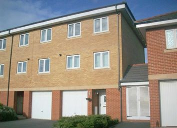 Thumbnail 3 bedroom town house to rent in Saltash Road, Swindon, Wilts