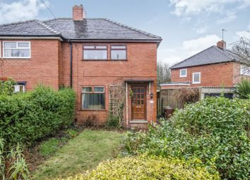 Thumbnail 3 bed semi-detached house for sale in Ruskin Avenue, Wrenthorpe, Wakefield