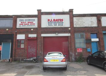Thumbnail Warehouse for sale in Rushey Lane, Tyseley, Birmingham