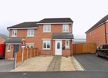 Thumbnail 4 bed semi-detached house to rent in Cavaghan Gardens, Carlisle