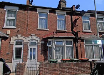 Thumbnail 1 bed flat for sale in Springfield Road, East Ham, London