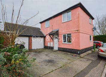 Thumbnail 3 bed detached house for sale in Cranemore, Werrington, Peterborough