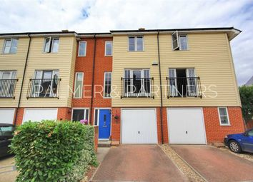 Thumbnail 3 bed town house for sale in Priory Gardens, Sudbury