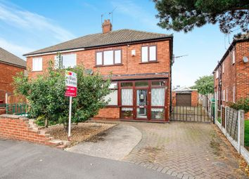 Thumbnail 3 bed semi-detached house for sale in Staindale Road, Scunthorpe
