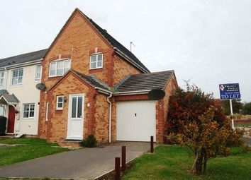 Thumbnail 3 bedroom semi-detached house to rent in Medina Drive, Stone Cross, Pevensey