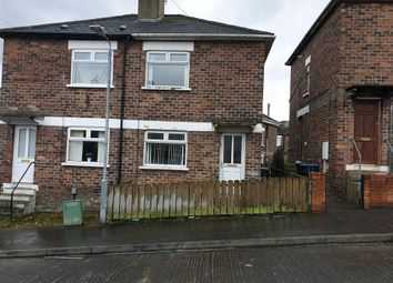 Thumbnail 2 bed semi-detached house for sale in Dhu Varren Crescent, Belfast