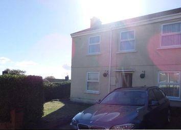 Thumbnail 3 bed semi-detached house for sale in Glasfryn Terrace, Llanelli