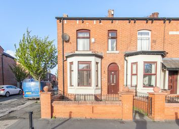 Thumbnail 4 bedroom end terrace house for sale in Culcheth Lane, Newton Heath, Manchester
