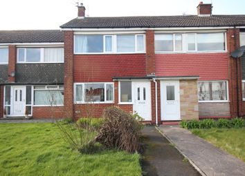 Thumbnail 3 bed terraced house for sale in Sevenoaks Drive, Thornton-Cleveleys