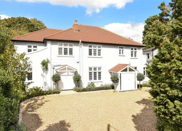 Thumbnail 5 bed detached house for sale in Park Road, Hampton Hill, Hampton