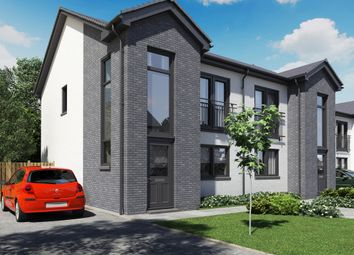 Thumbnail 3 bed semi-detached house for sale in Napierston Gate, Alexandria