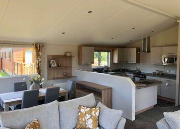 Thumbnail 3 bed mobile/park home for sale in Dock Acres, Carnforth