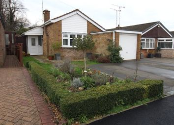 Thumbnail 3 bed detached bungalow for sale in Church Close, Hartshill, Nuneaton, Warwickshire
