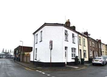 Thumbnail 3 bedroom end terrace house for sale in Castle Street, Newport, Gwent.