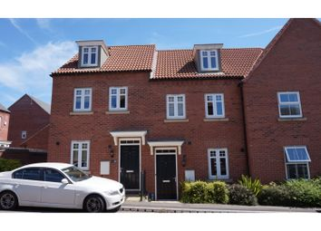 Thumbnail 3 bed town house for sale in Mcqueen Drive, Mountsorrel