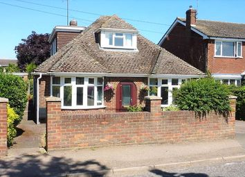 Thumbnail 3 bed detached house for sale in Barton Road, Harlington, Dunstable