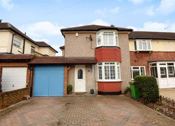 Thumbnail 3 bed semi-detached house for sale in Berkeley Drive, West Molesey