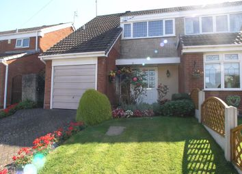 Thumbnail 3 bed property for sale in Princess Crescent, Halesowen