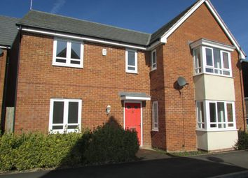 Thumbnail 4 bed detached house for sale in Howegate Drive, Hampton Vale