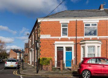 Thumbnail 4 bed maisonette for sale in Glenthorn Road, Jesmond, Newcastle Upon Tyne
