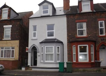 Thumbnail 4 bed semi-detached house to rent in Lambley Alms Houses, Woodborough Road, Nottingham