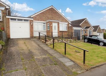 Thumbnail 3 bed semi-detached bungalow for sale in Staveley Road, Dunstable