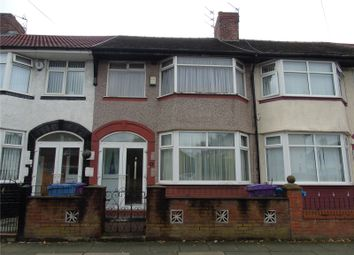 Thumbnail 3 bed terraced house for sale in Bedford Road, Walton, Liverpool