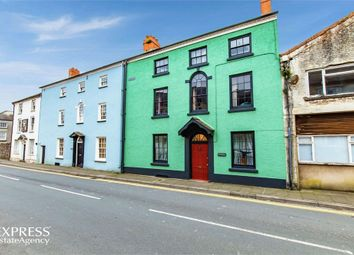 Thumbnail 5 bed town house for sale in King Street, Laugharne, Carmarthen