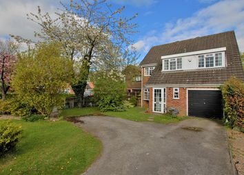 Thumbnail 5 bed detached house for sale in The Meadows, Kingstone, Uttoxeter