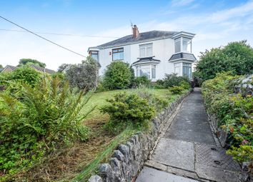 Thumbnail 4 bed semi-detached house for sale in Penywern Road, Bryncoch, Neath