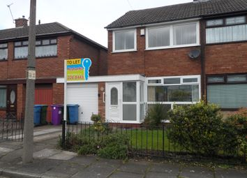 Thumbnail 3 bed semi-detached house to rent in Walney Road, West Derby, Liverpool