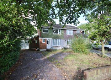 Thumbnail 3 bed semi-detached house to rent in Durley Avenue, Cowplain, Waterlooville
