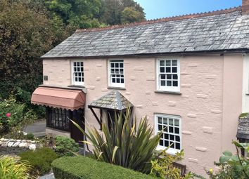 Thumbnail 3 bed cottage for sale in Old Road, Boscastle