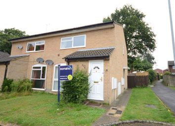 Thumbnail 1 bed maisonette to rent in Crane Court, College Town, Sandhurst
