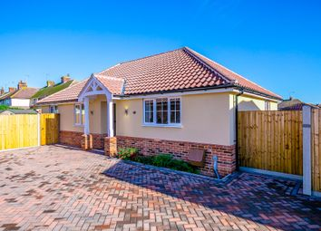 Thumbnail 3 bed detached bungalow for sale in Fronks Gardens, Fronks Road, Dovercourt, Harwich
