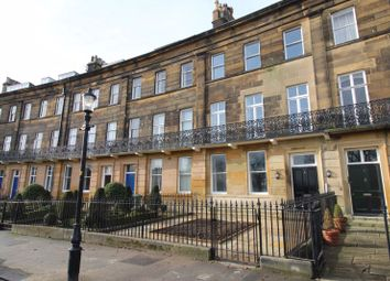 Thumbnail 3 bed flat to rent in The Crescent, Scarborough