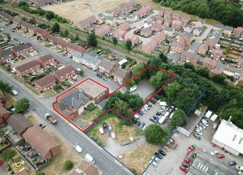 Thumbnail Land for sale in 6 Sherwood Street And Adjacent Development Land, Mansfield Woodhouse