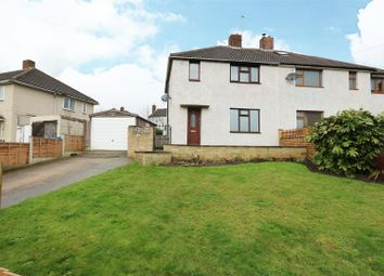 Thumbnail 2 bed semi-detached house to rent in Bower Farm Road, Old Whittington, Chesterfield, Derbyshire