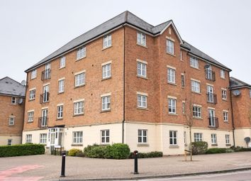 Thumbnail 3 bed flat for sale in Estella Close, Swindon