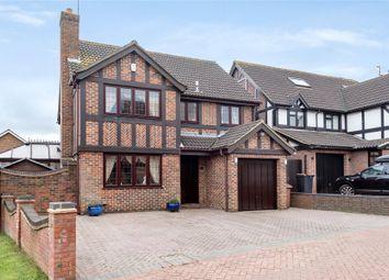 Thumbnail 4 bedroom detached house for sale in Beechwood Rise, Chislehurst