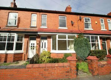 Thumbnail 3 bed terraced house for sale in Belmont Road, Sale
