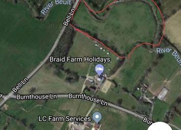 Bell Lane, Kent TN27. Land for sale