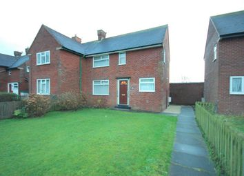 Thumbnail 2 bed semi-detached house to rent in Moor Park Avenue, Blackpool