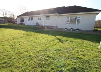 Thumbnail 4 bedroom detached bungalow for sale in Well Lane, Yatton, North Somerset