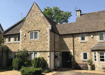 Thumbnail 4 bed town house for sale in Station Road, Stamford