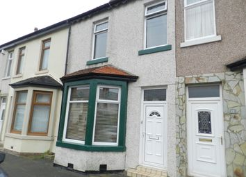 Thumbnail 3 bed terraced house for sale in Linfield Terrace, Blackpool